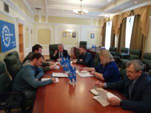 В Тамбовском региональном отделении Союза машиностроителей России обсудили состав делегации для участия в форуме «Инженеры будущего-2019»