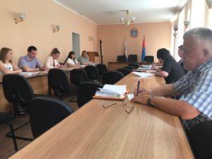 В управлении труда и занятости населения Тамбовской области состоялось совещание межведомственной рабочей группы по мониторингу ситуации на рынке труда области, выполнению целевых показателей по уровню занятости инвалидов и развитию Национальной системы квалификаций