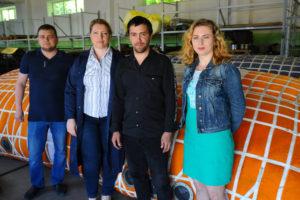 Для сотрудников Тамбовского регионального отделения ООО «СоюзМаш России» прошла экскурсия на ООО «Инновация»