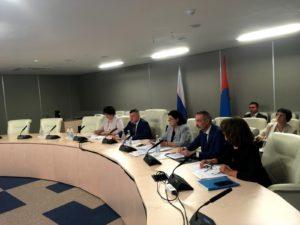 Руководство ТГТУ приняло участие в заседании рабочей группы по вопросам высшего образования