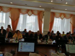 Представители Тамбовского регионального отделения  СоюзМаш приняли участие в «Неделе торговых представителей»