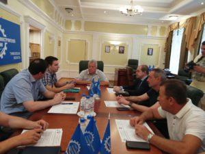 Состоялось заседание Регионального совета Тамбовского РО ООО «СоюзМаш России»