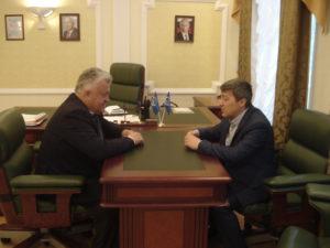 В Тамбовском региональном отделении обсудили празднование Дня машиностроителя России