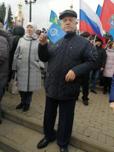 4 ноября Тамбовщина вместе  со всей страной отметила День народного единства.