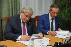 Крупнейший концерн «Техмаш» будет сотрудничать с Тамбовским государственным техническим университетом