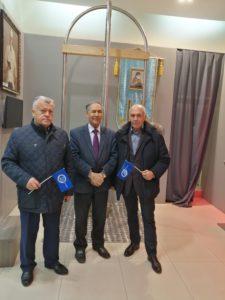 Выставка, посвященная Неизвестному солдату, открылась в музейно-выставочном центре по инициативе Тамбовского отделения СоюзМаш
