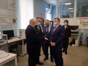 В Тамбовском государственном техническом университете состоялось торжественное открытие Года науки и технологий